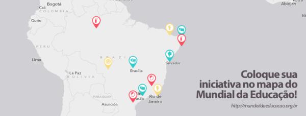 mapa da educação brasil