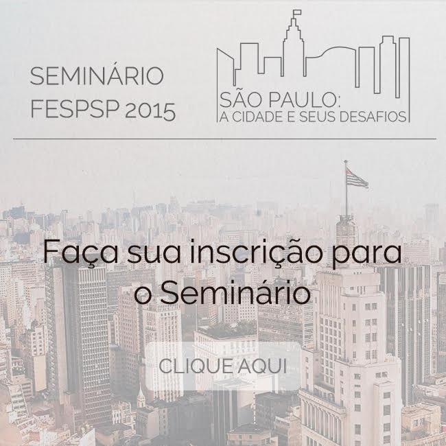 Folder Seminario Fesp