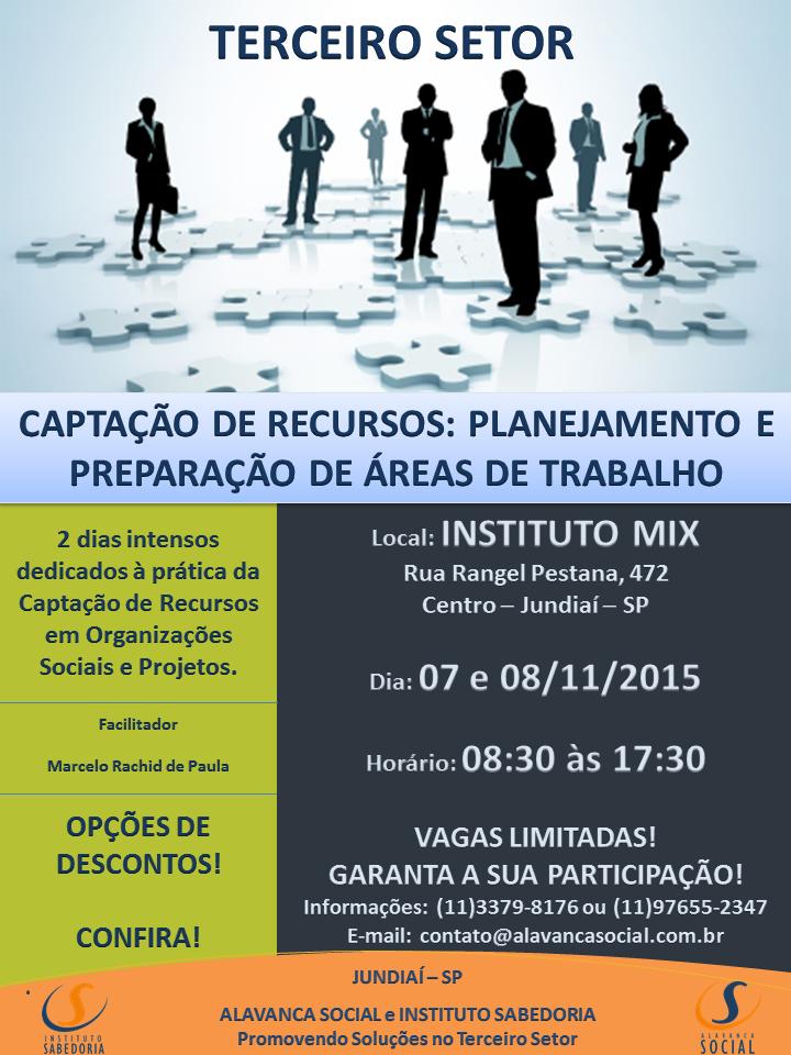 Flyer curso Captação_InstitutoMix