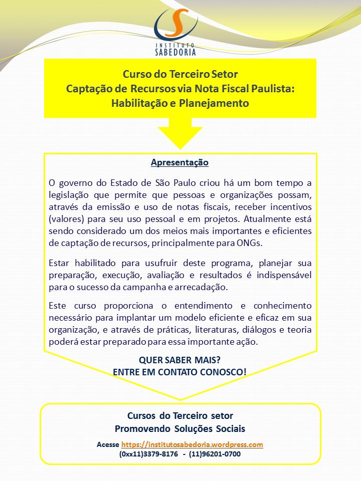 Matrizes Amarela_Nota Fiscal Paulista