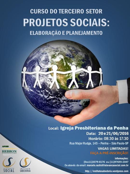 Cartaz Curso Elab Proj _IPP_jun16