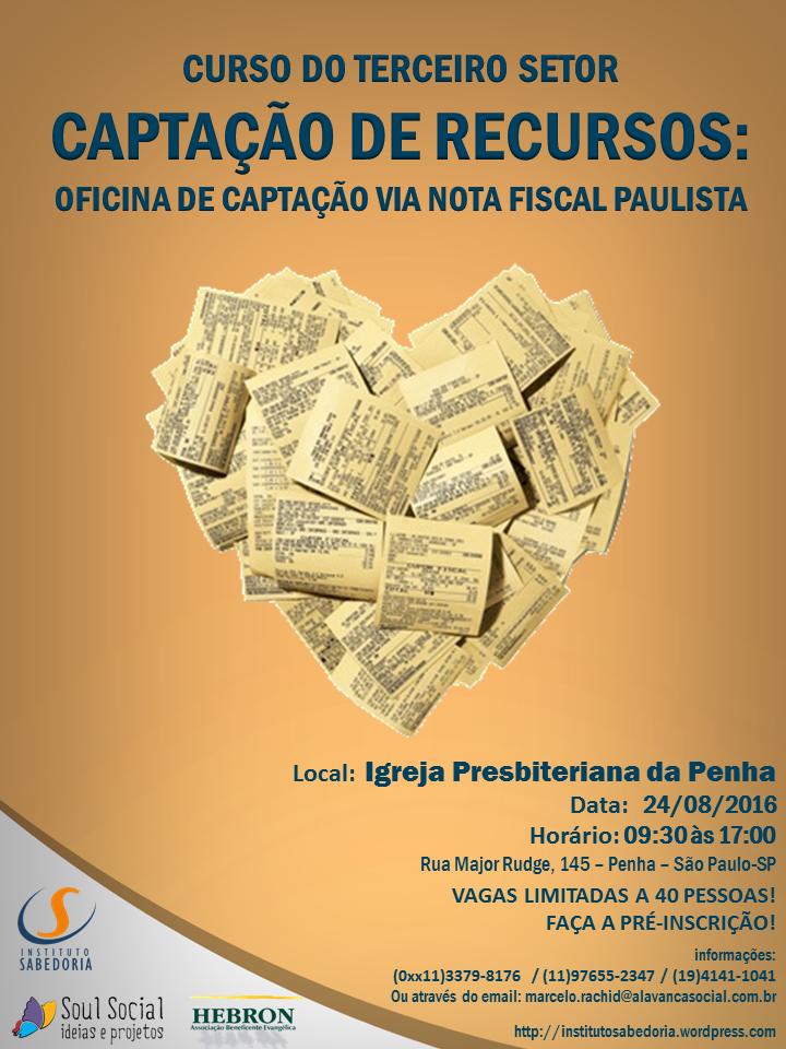 Cartaz Oficina NFP
